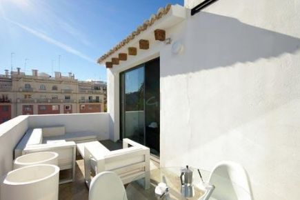 Apartamento en Valencia - The Mossen Sorell Apartment (both)