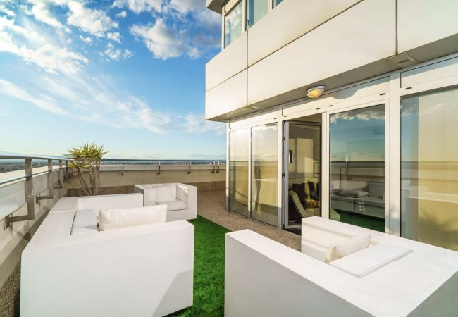 Apartamento en Valencia ciudad - The Calatrava Vista Apartment