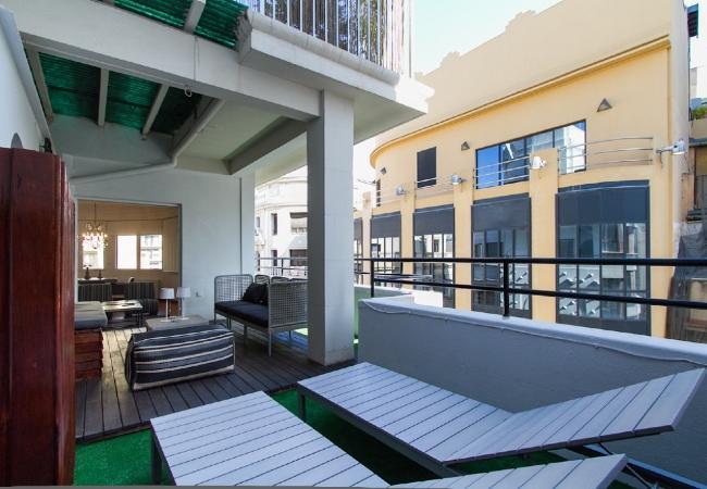 Apartamento en Valencia - Ático Ayuntamiento II