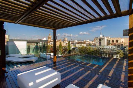Apartamento en Valencia - Attic Plaza Reina  I