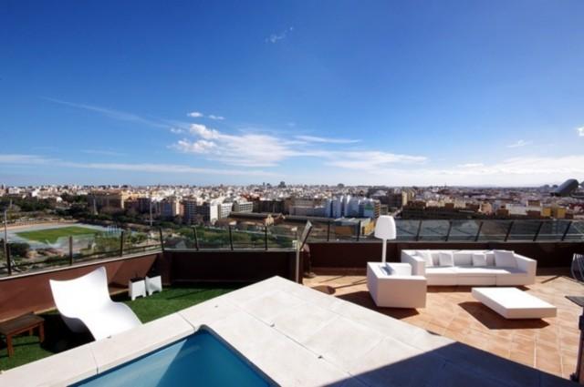 apartamentos en valencia ciudad jardines del turia