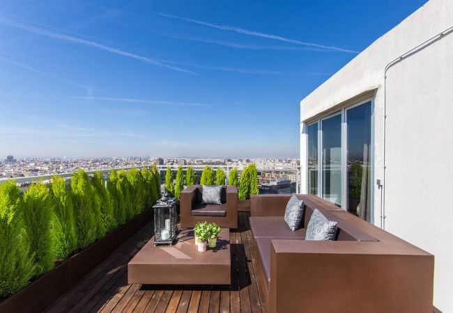 Apartamento en Valencia ciudad - Suite Alameda