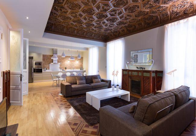 Apartamento en Barcelona ciudad - BCN Caspe