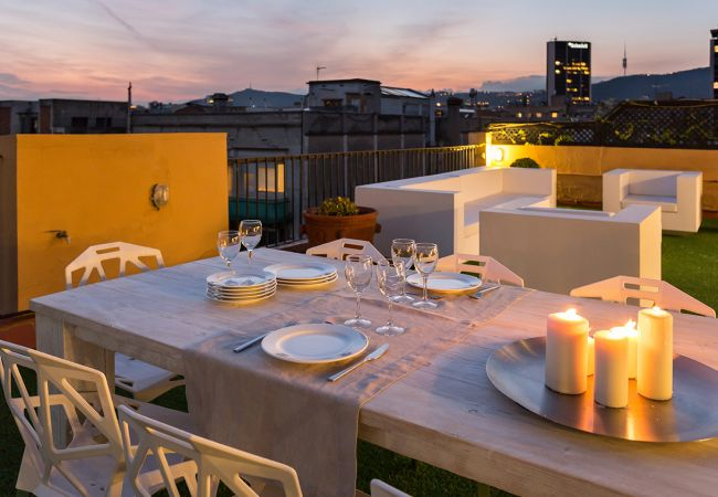 Apartamento en Barcelona ciudad - Rambla Palace