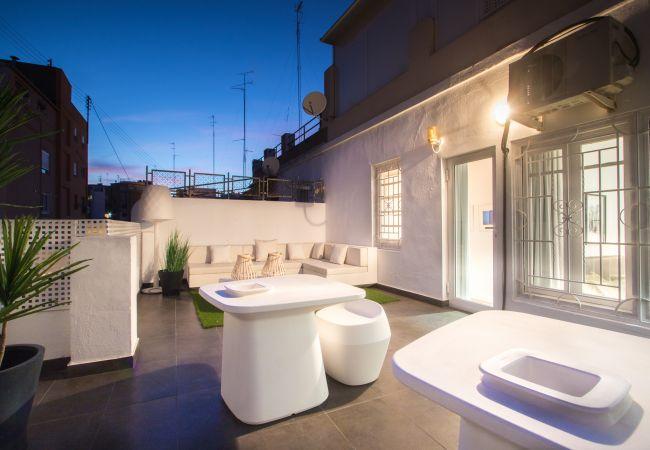 Apartamento en Valencia - Plaza Ayuntamiento Atico