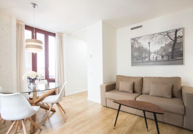 Apartamento en Valencia - Central Redonda