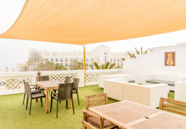 à Valencia - The Malvarrosa beach II Apartment
