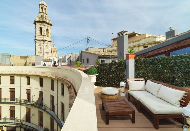 Appartement à Valence / Valencia - Plaza Redonda 23
