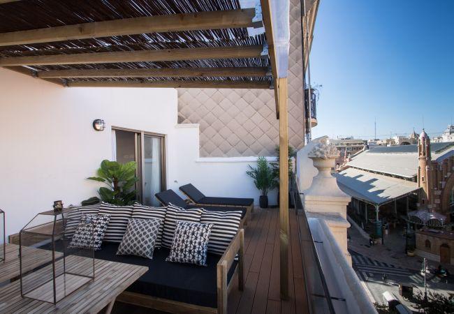 Appartement à Valence / Valencia - Cirilo Penthouse