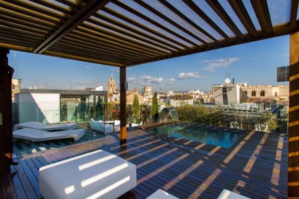 Apartment in Valencia / València - Attic Plaza Reina  I