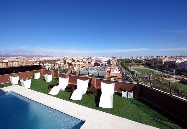 Apartments in valencia ciudad jardines del turia - Jardin del turia valencia ...