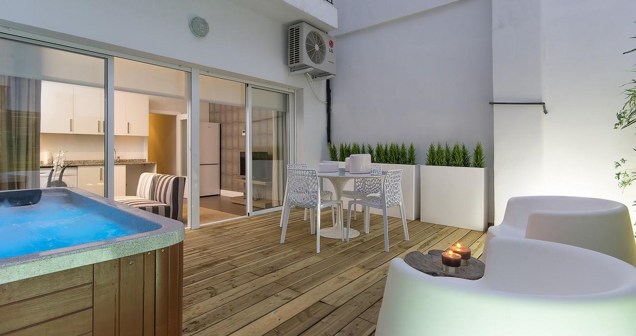 apartments in valencia ciudad - central market i