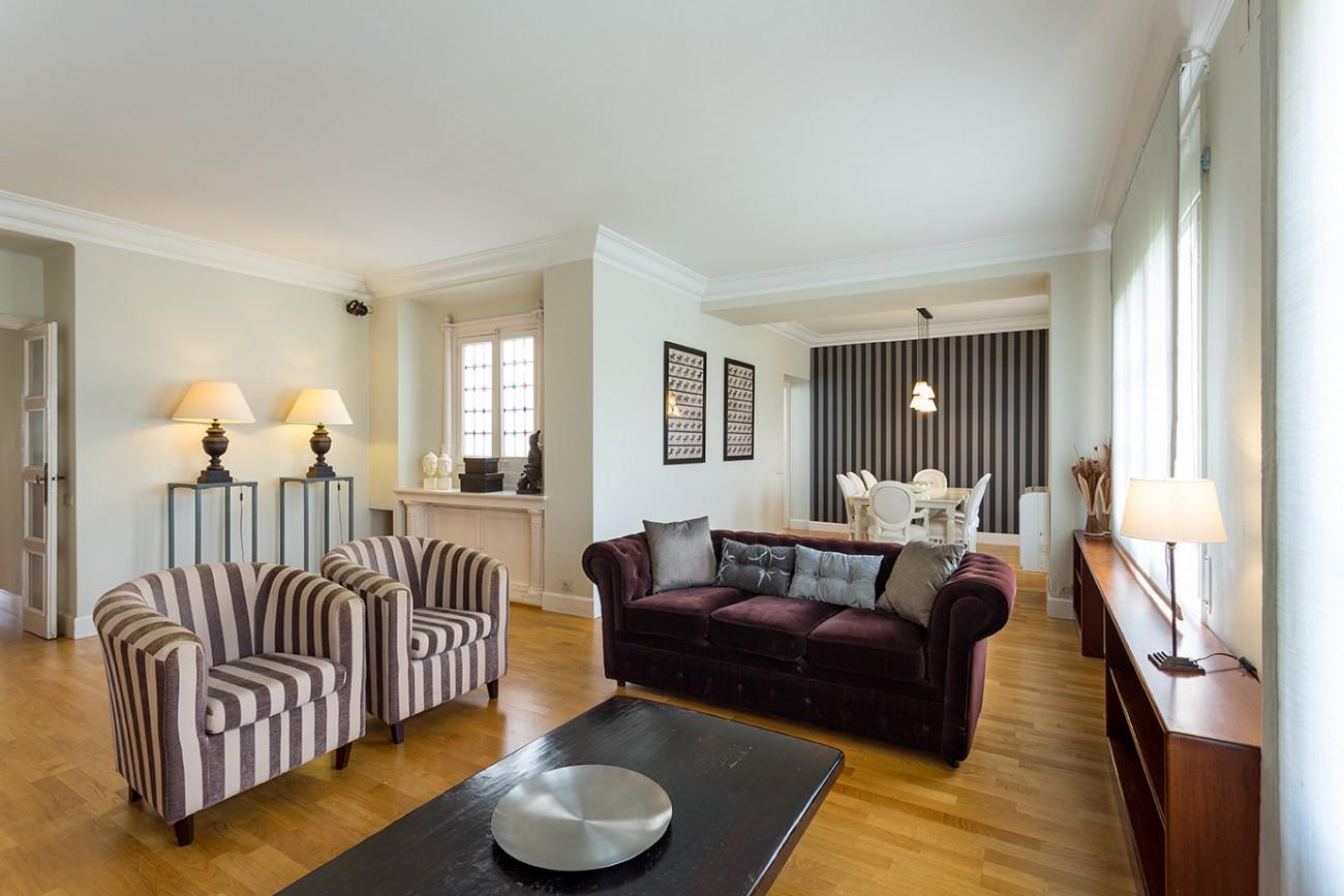 apartments in barcelona ciudad - rambla palace