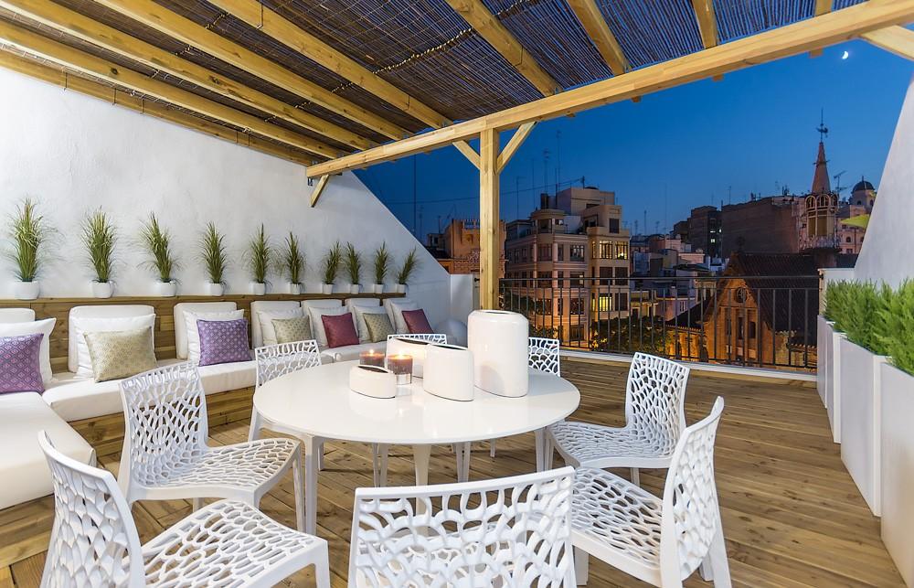 Apartment In Valencia / València   Central Market Double With Terrace