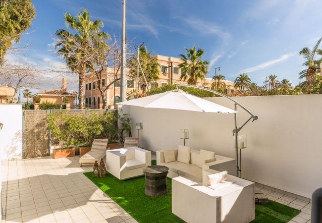 Bungalow in Valencia / València - Villena House