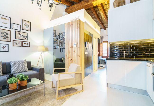 Apartment in Valencia / València - Catedral Venerables III