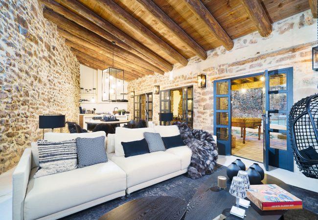 Apartment in Mora de Rubielos - Mora de Rubielos Deluxe con Piscina